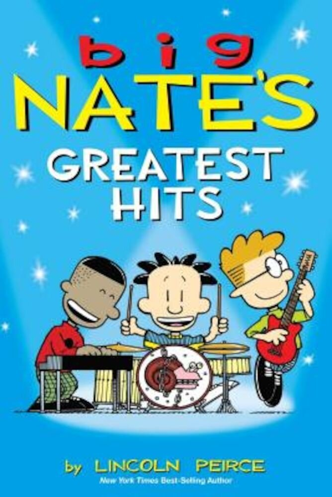 Big Nate's Greatest Hits, Paperback