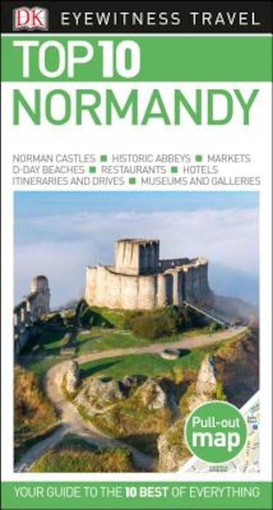 Top 10 Normandy, Paperback