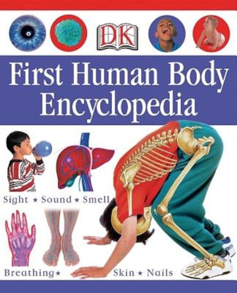 First Human Body Encyclopedia, Hardcover