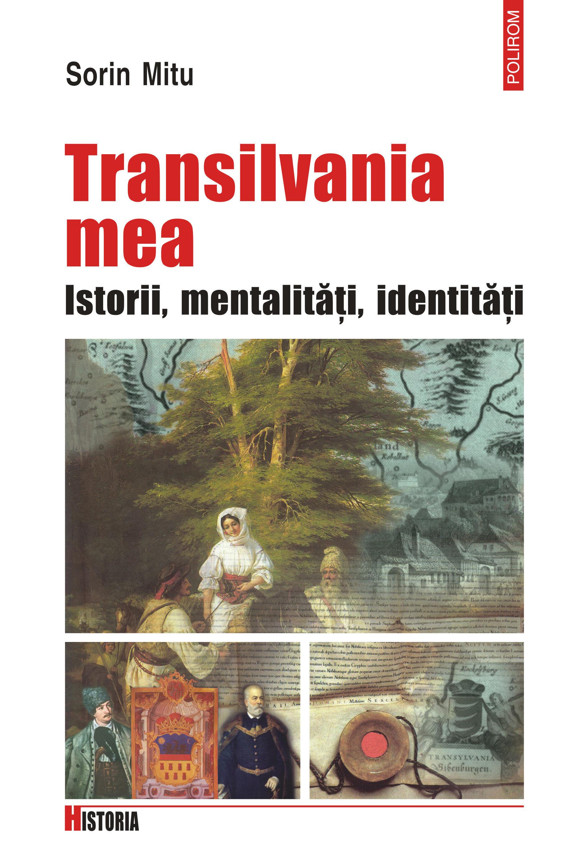 Transilvania mea. Istorii, mentalitati, identitati (eBook)