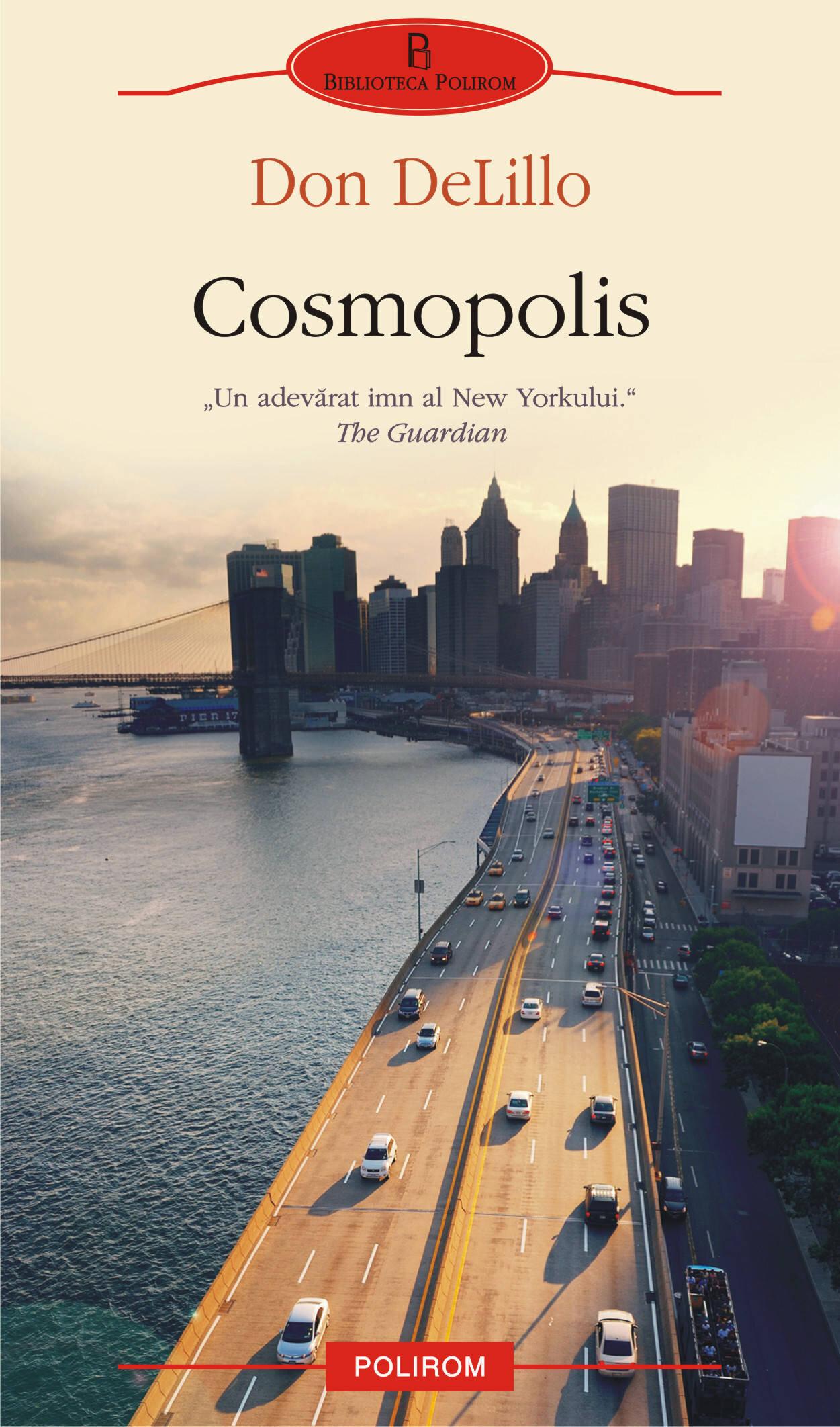 Cosmopolis (eBook)