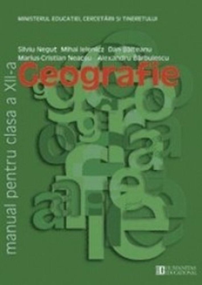 Geografie. Manual clasa a XII-a