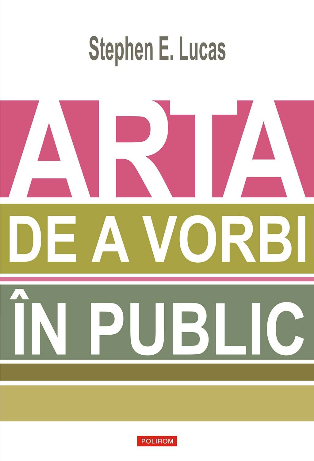 Arta de a vorbi in public (eBook)