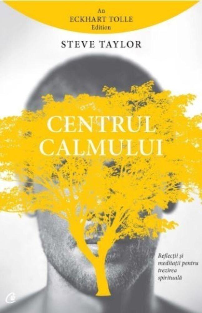 Coperta Carte Centrul calmului