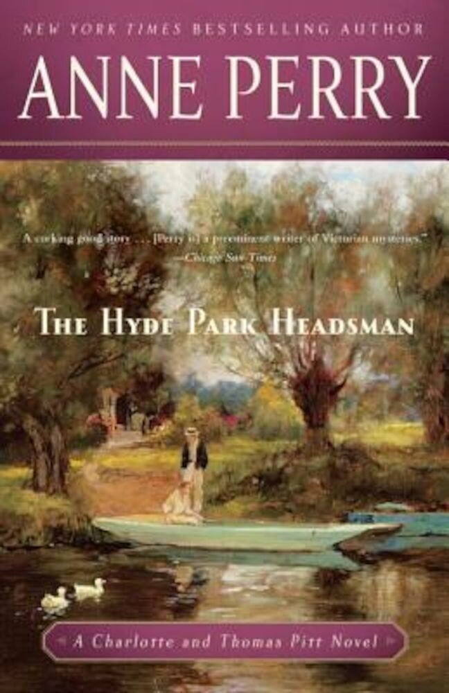 The Hyde Park Headsman, Paperback