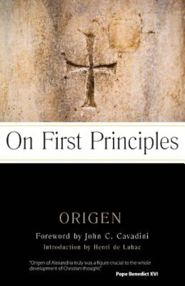 On First Principles, Paperback