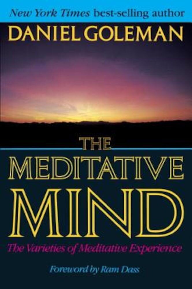 The Meditative Mind, Paperback