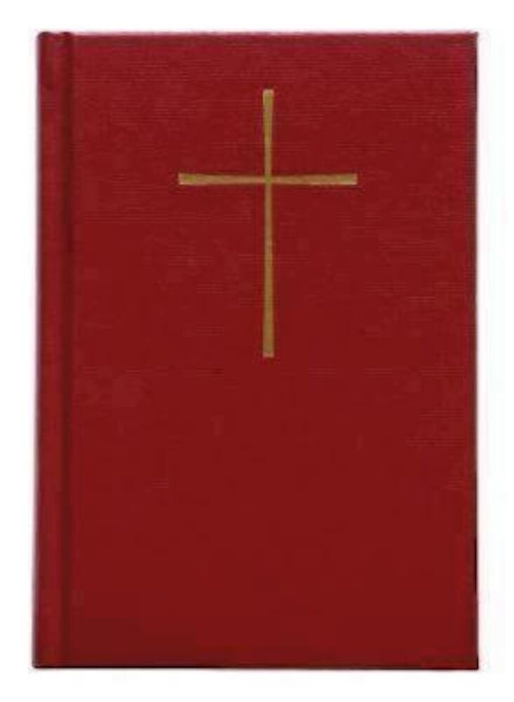 The Book of Common Prayer/El Libro de Oracion Comun: And Administration of the Sacraments and Other Rites and Ceremonies of the Church/Administracion, Hardcover