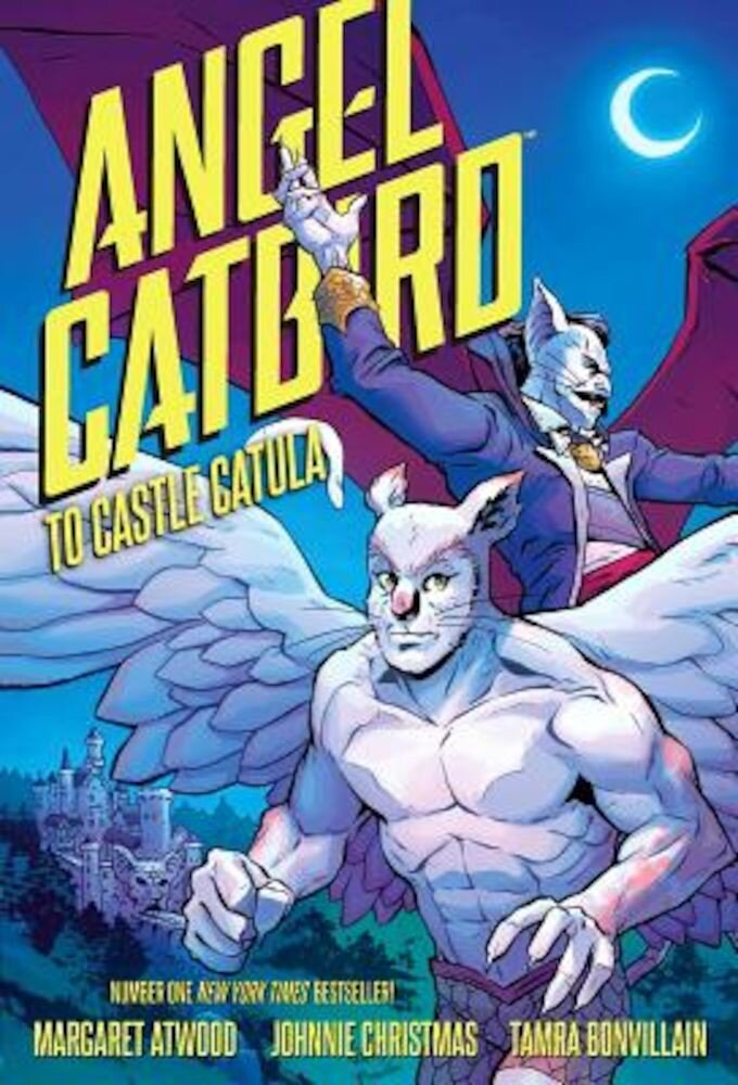 Angel Catbird Volume 2: To Castle Catula (Graphic Novel), Hardcover