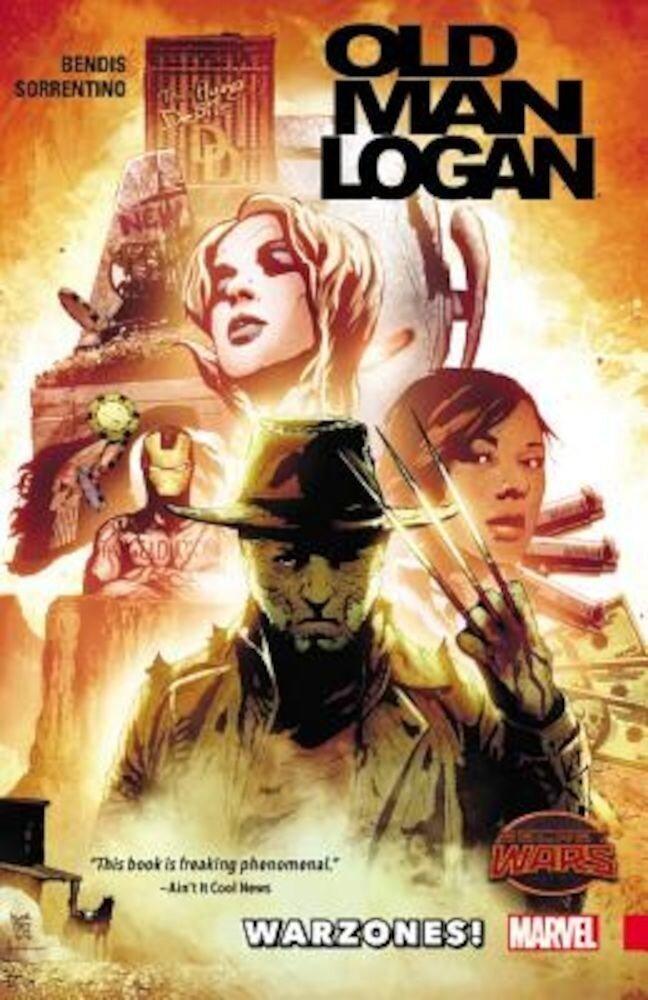 Old Man Logan: Warzones!, Paperback