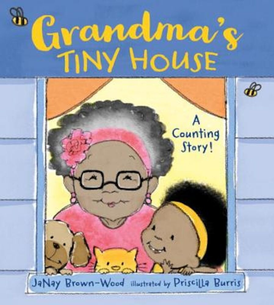 Grandma's Tiny House, Hardcover