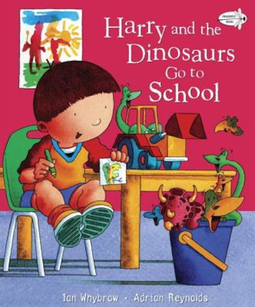 Harry and the Dinosaurs Go to School, Paperback