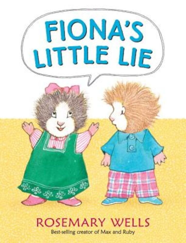 Fiona's Little Lie, Hardcover