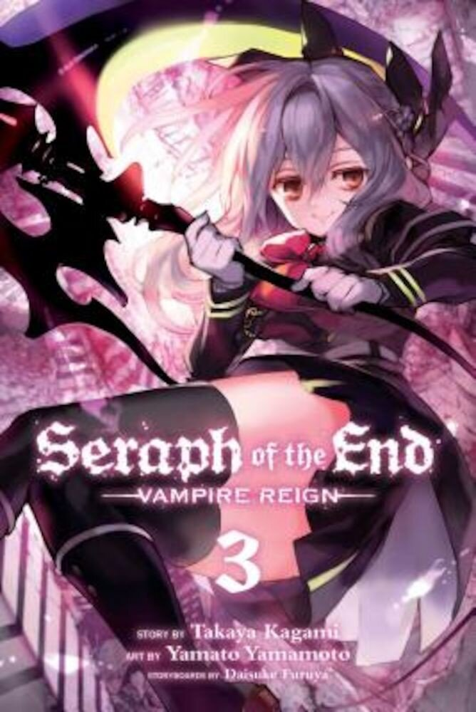 Seraph of the End, Vol. 3, Paperback