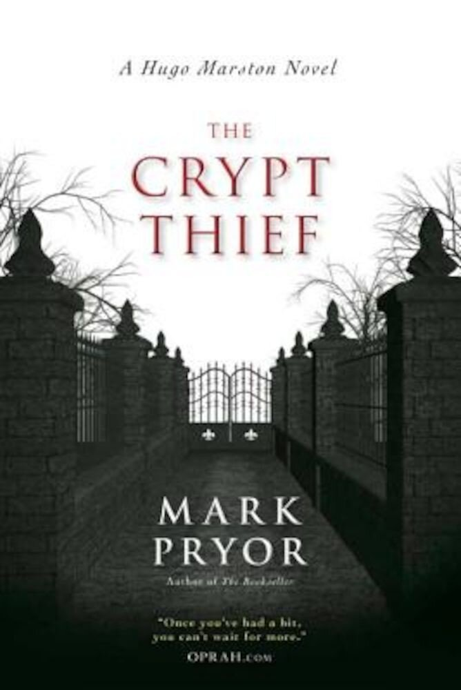 The Crypt Thief, Paperback