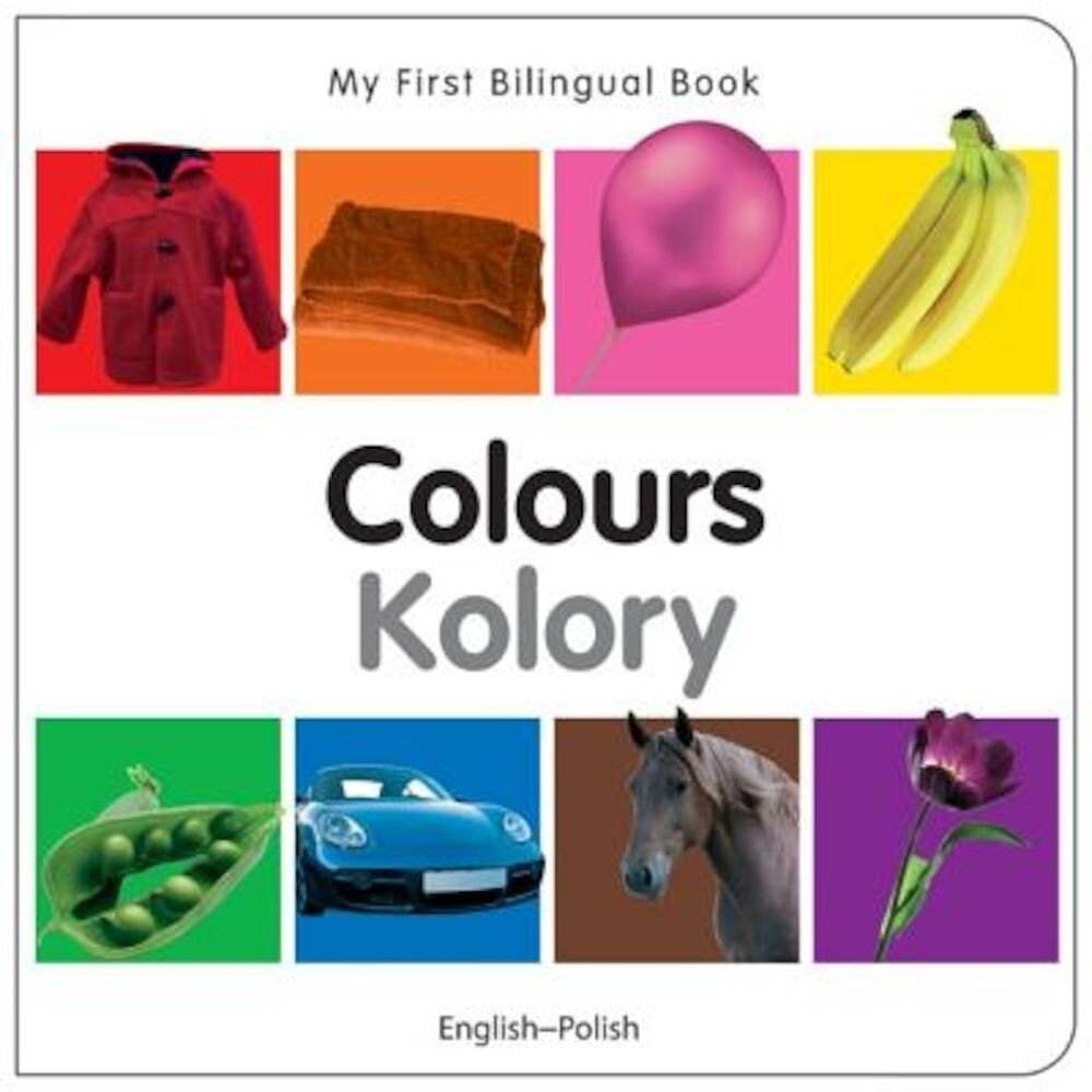 Colours/Kolory: English-Polish, Hardcover