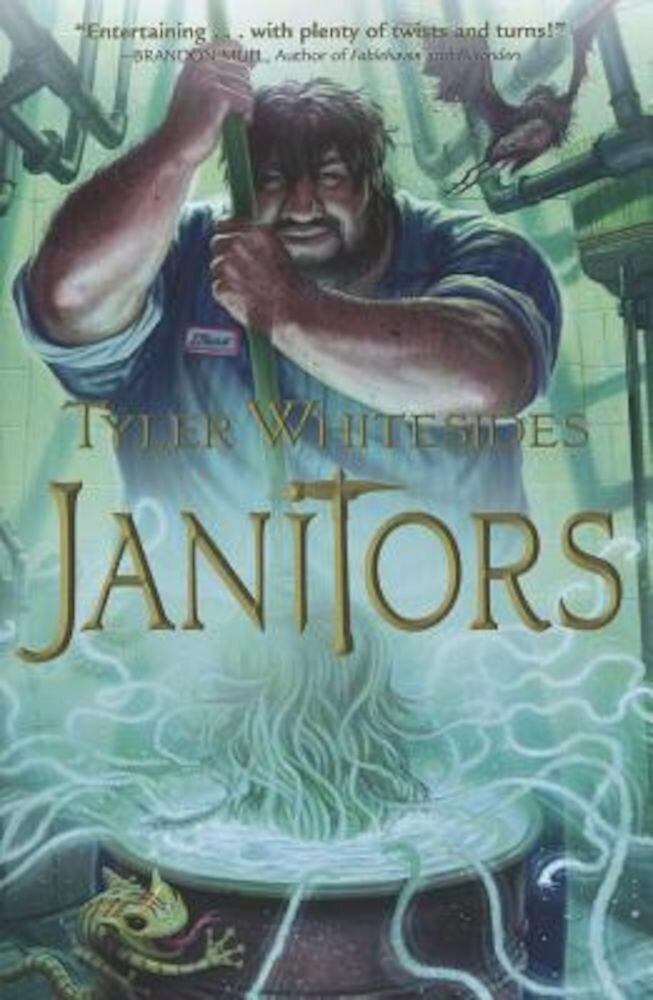 Janitors, Book 01, Paperback