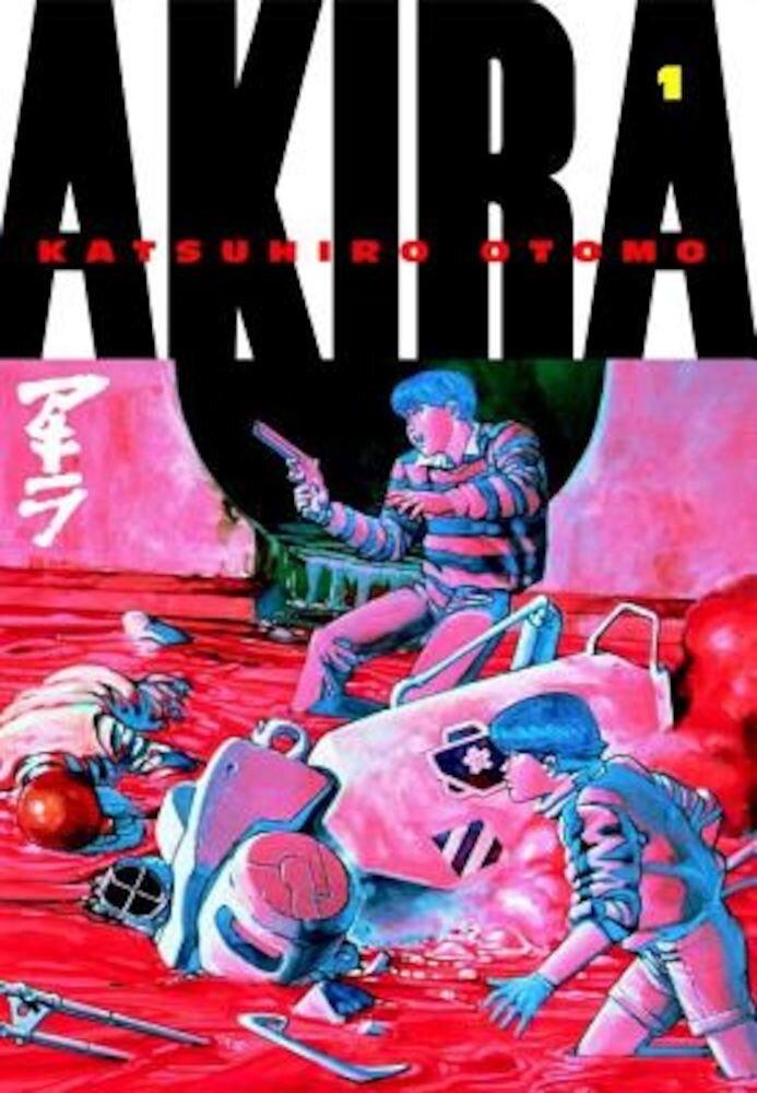 Akira, Volume 1, Paperback