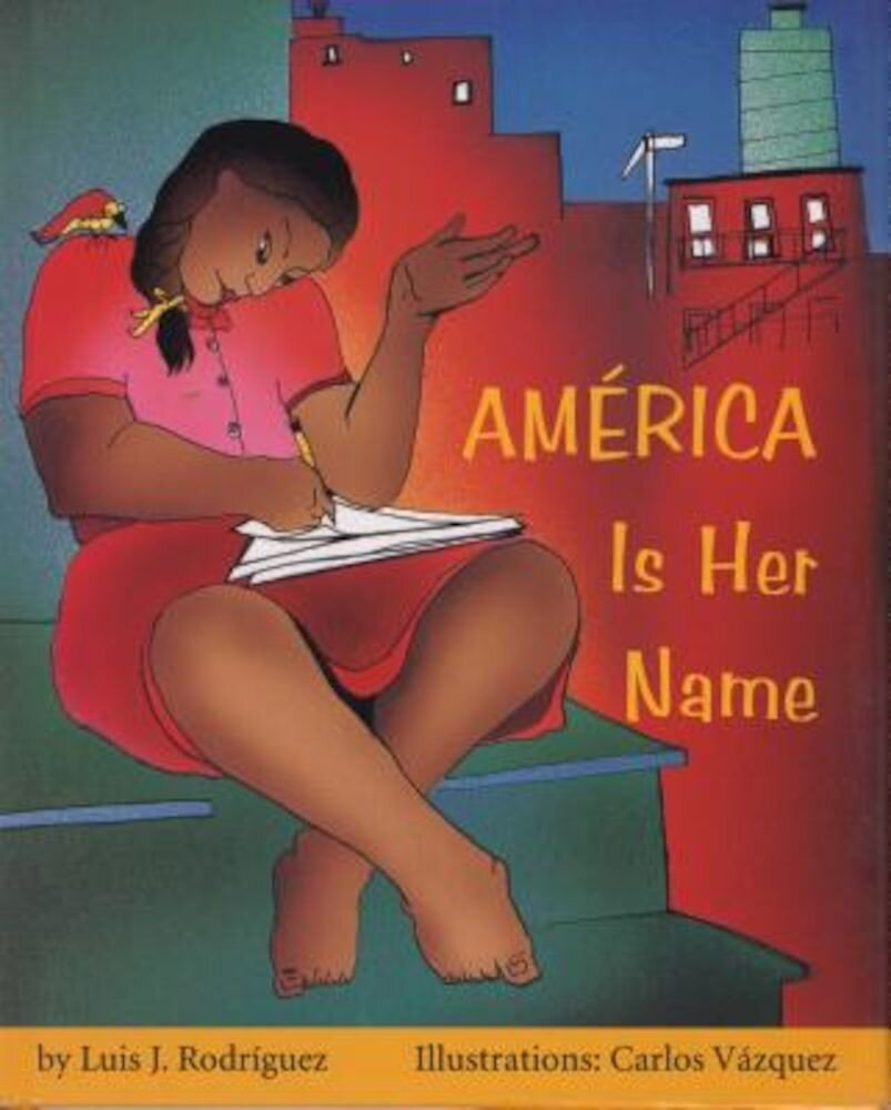 America Is Her Name, Hardcover