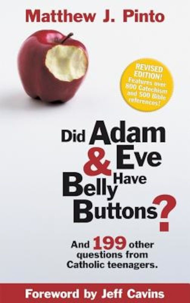 Did Adam & Eve Have Belly Buttons?, Paperback