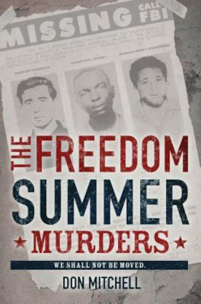 The Freedom Summer Murders, Hardcover