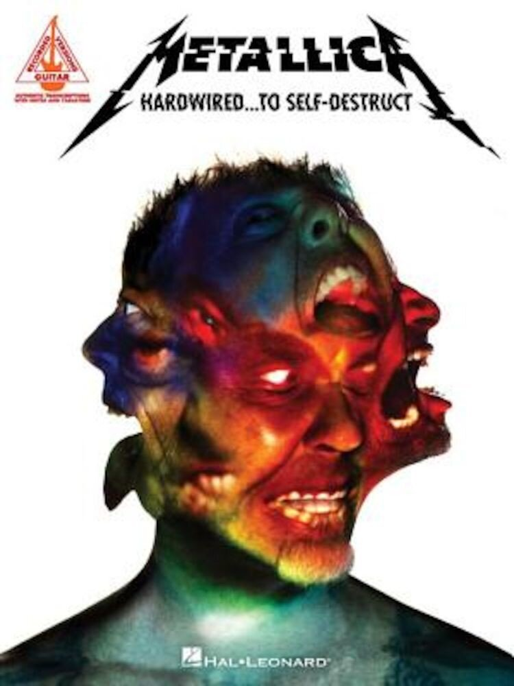 Metallica - Hardwired...to Self-Destruct, Paperback