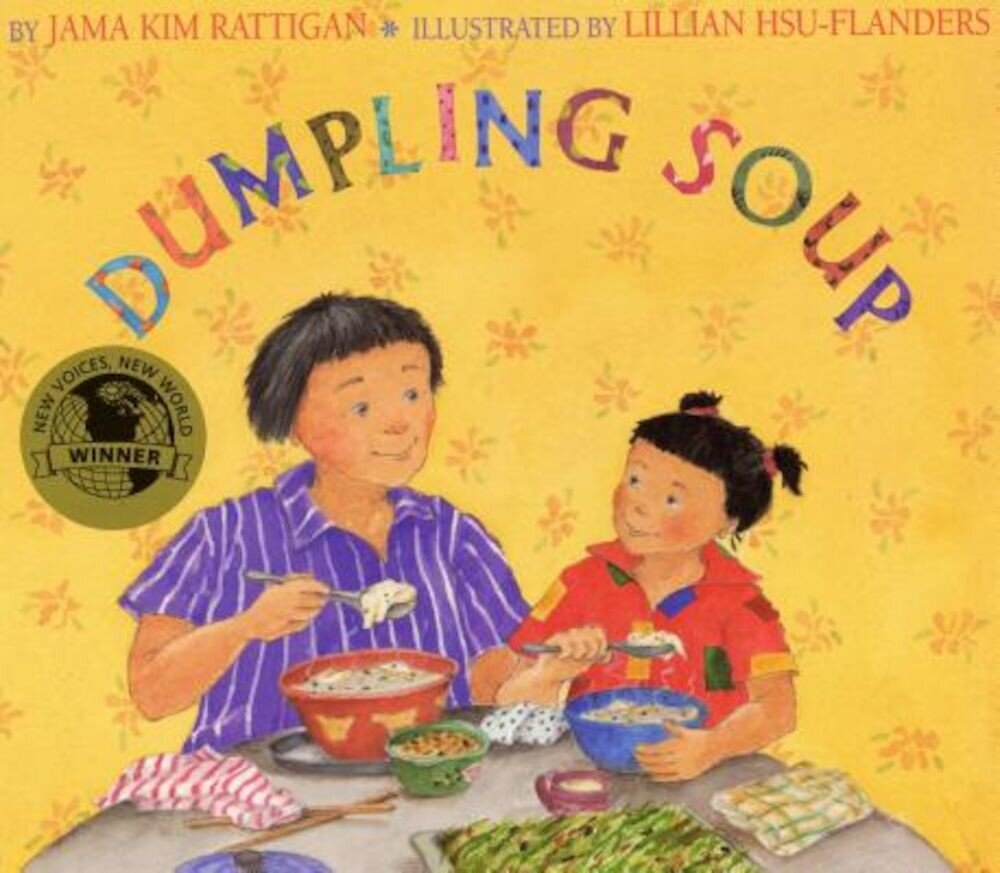 Dumpling Soup, Paperback