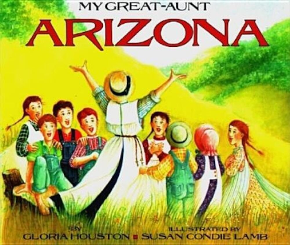 My Great-Aunt Arizona, Paperback