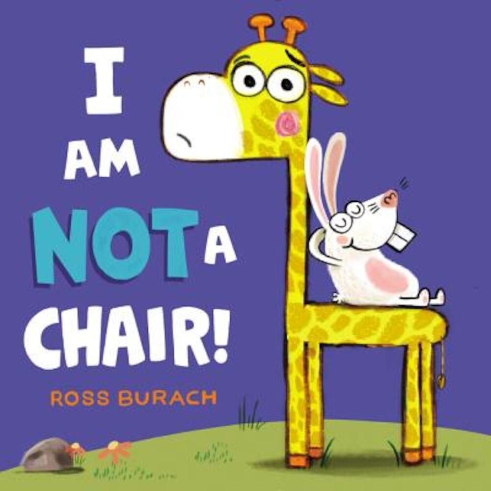 I Am Not a Chair!, Hardcover