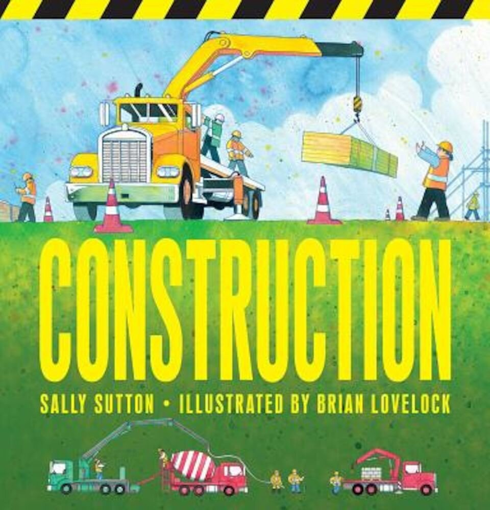 Construction, Hardcover