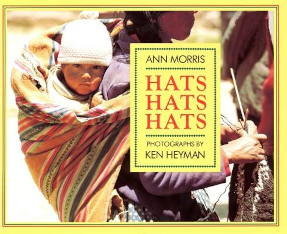 Hats, Hats, Hats, Paperback