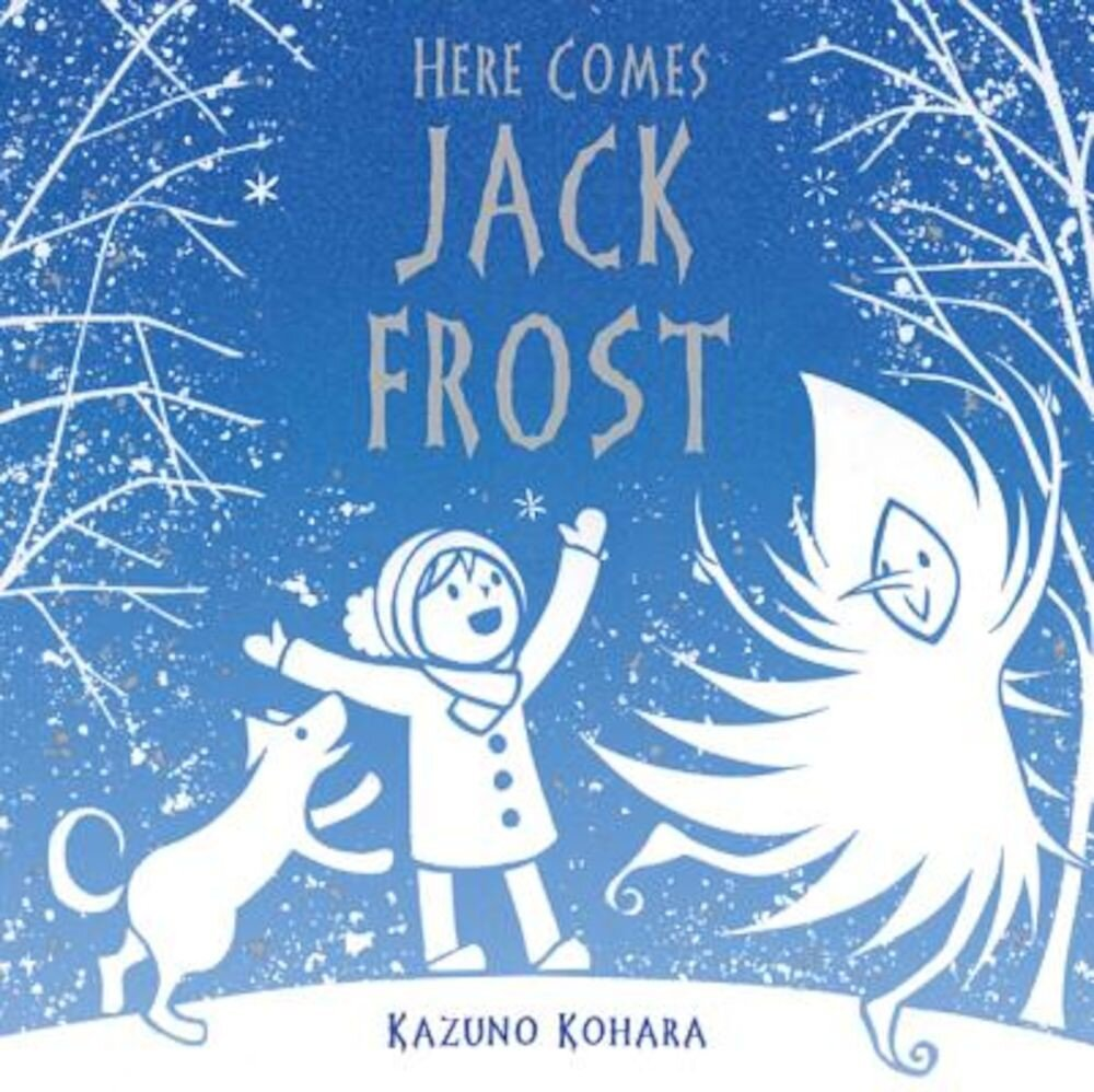 Here Comes Jack Frost, Paperback