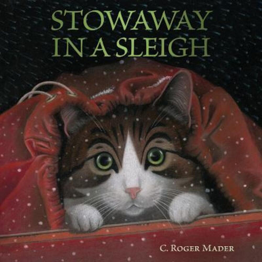 Stowaway in a Sleigh, Hardcover