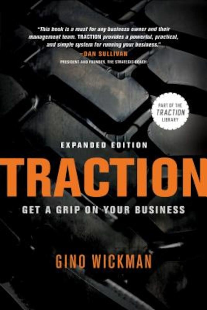 Traction: Get a Grip on Your Business, Hardcover