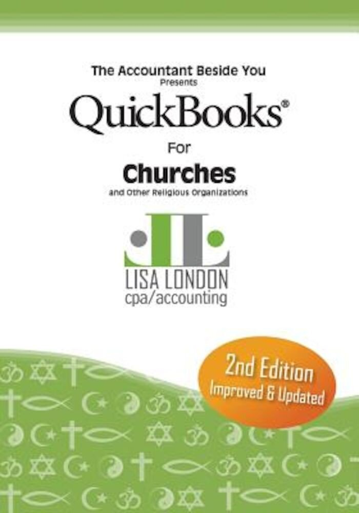 QuickBooks for Church & Other Religious Organizations, Paperback