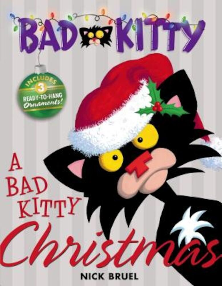 Bad Kitty Christmas, Hardcover
