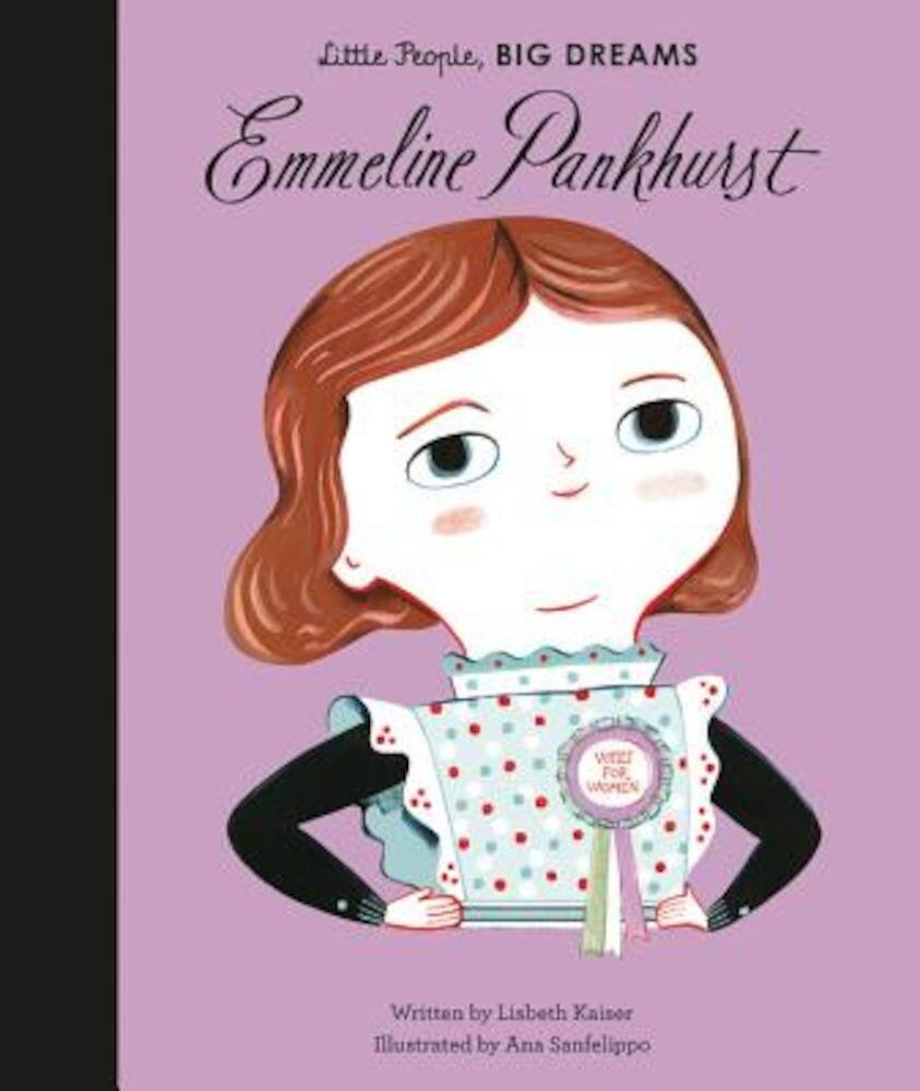 Emmeline Pankhurst, Hardcover