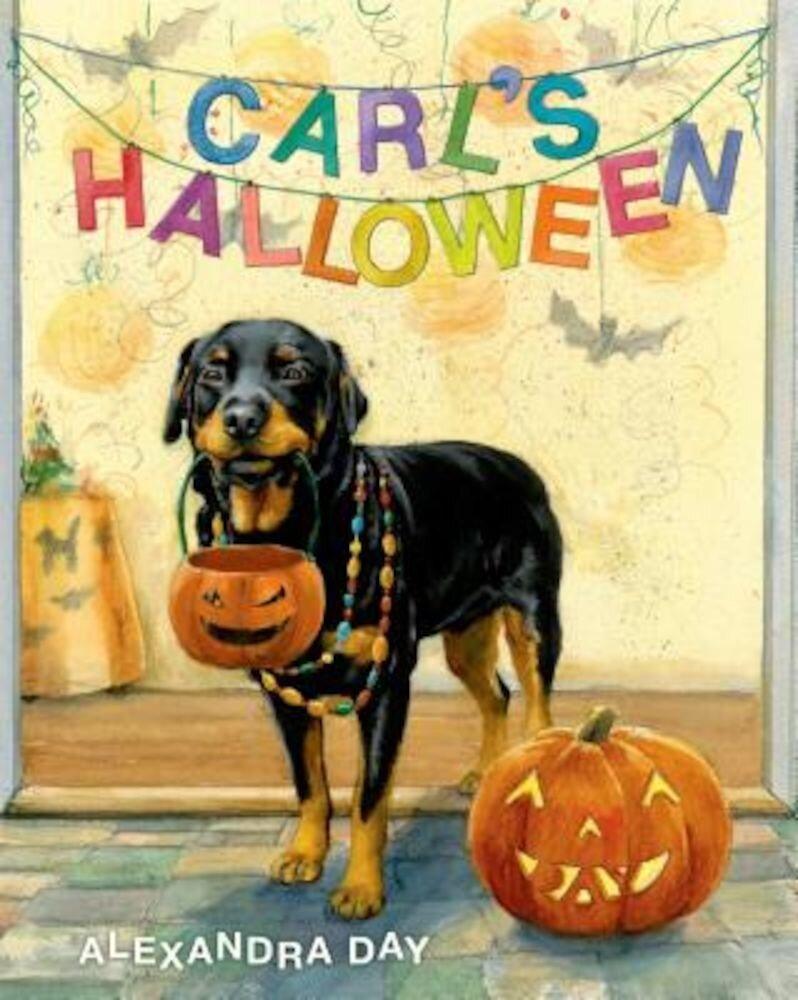 Carl's Halloween, Hardcover