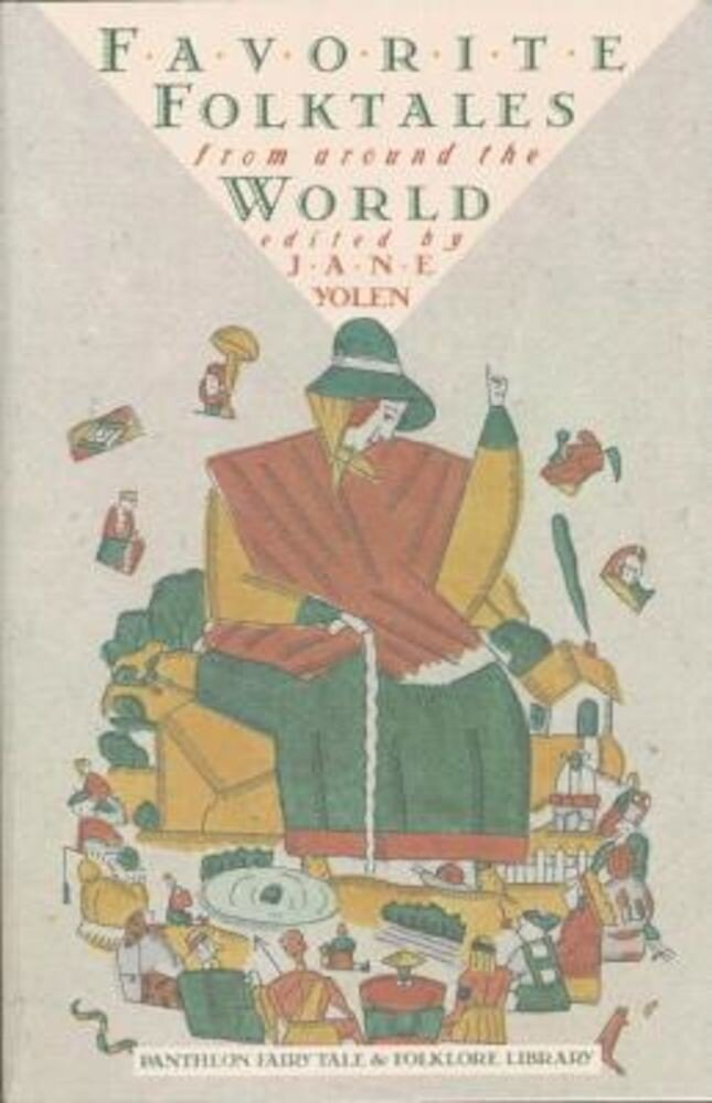 Favorite Folktales from Around the World, Paperback