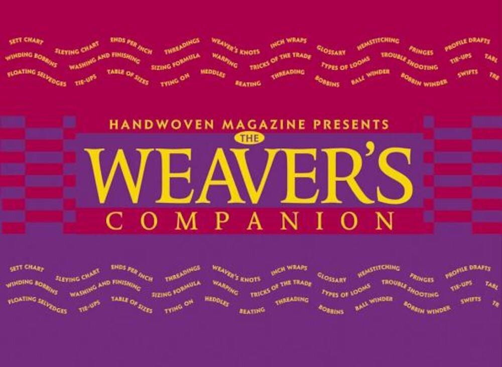 The Weaver's Companion, Paperback