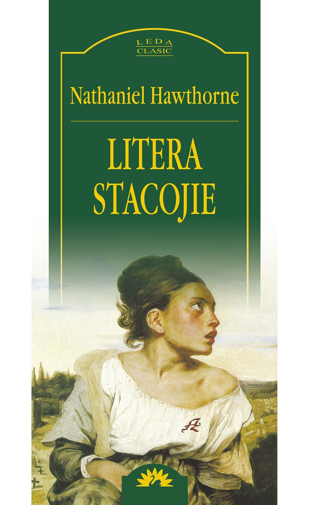 Litera stacojie (eBook)