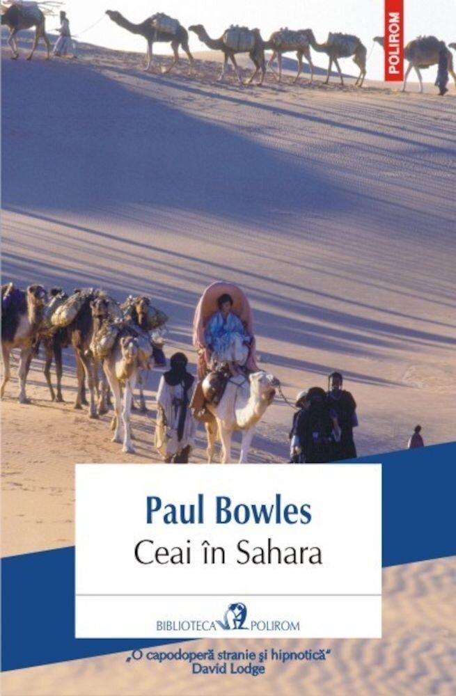Coperta Carte Ceai in Sahara