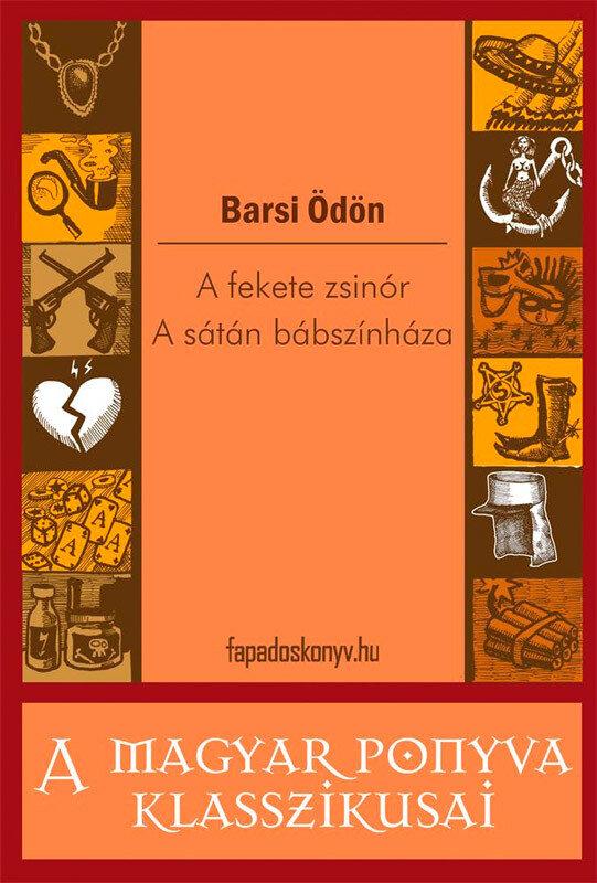 A fekete zsinor - A Satan babszinhaza (eBook)