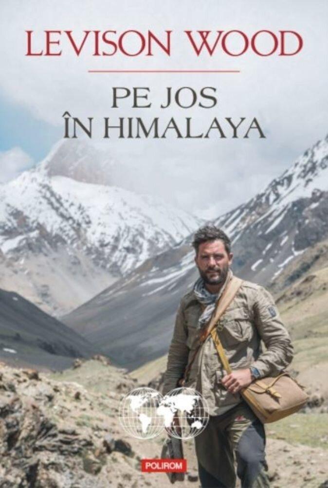Coperta Carte Pe jos in Himalaya