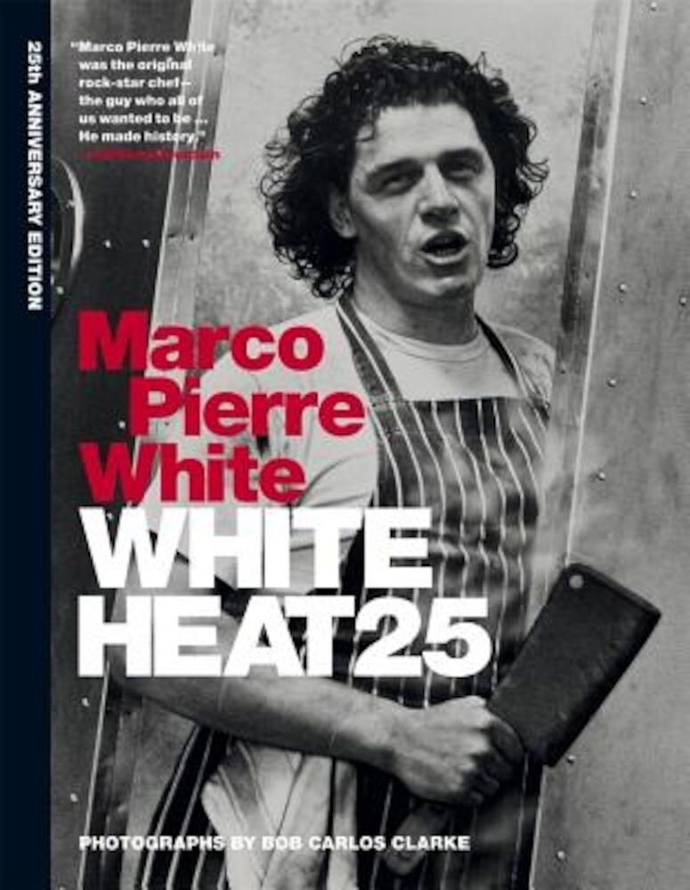 White Heat 25, Hardcover
