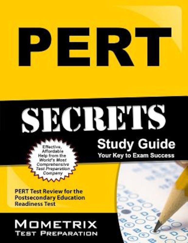 PERT Secrets: PERT Test Review for the Postsecondary Education Readiness Test, Paperback