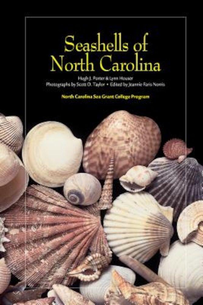 Seashells of North Carolina, Paperback