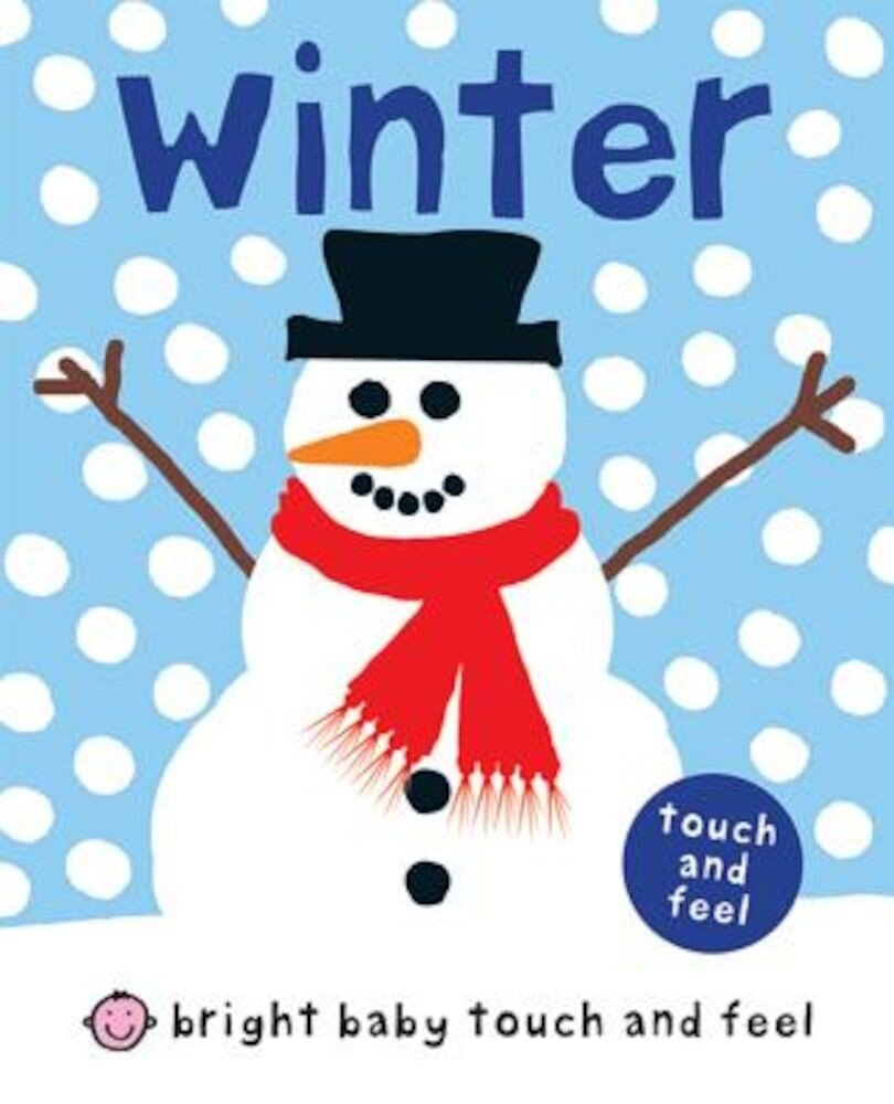 Bright Baby Touch and Feel Winter, Hardcover