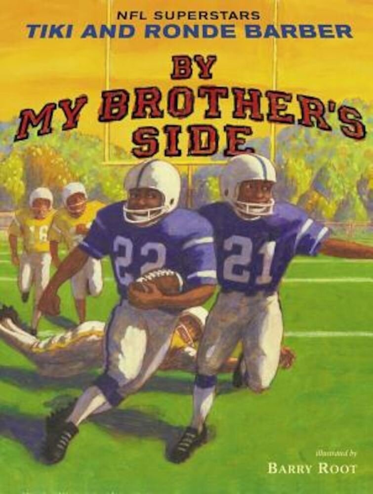 By My Brother's Side, Hardcover