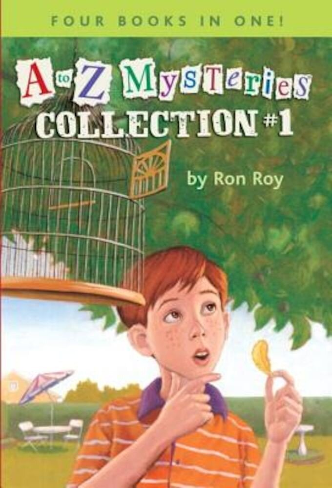 A to Z Mysteries Collection #1, Paperback